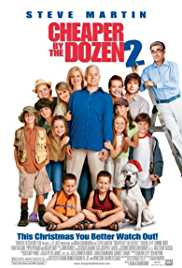 Robbie Amell Erster Film: Cheaper by the Dozen 2