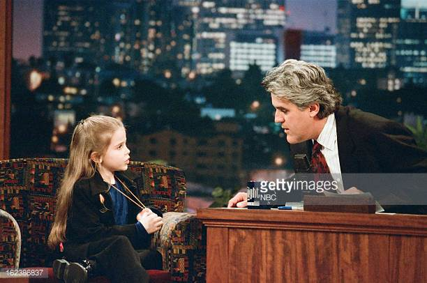 Mae Whitman Erster Film: The Tonight Show with Jay Leno