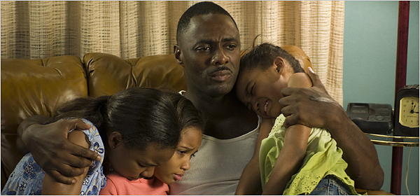 Idris Elba first movie:  Daddy