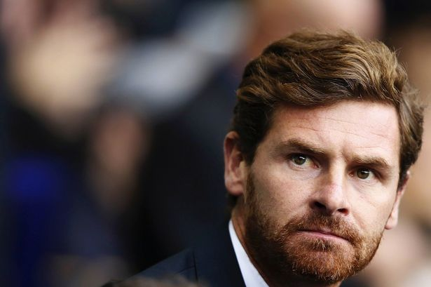 André Villas-Boas younger photo two at mirror.co.uk