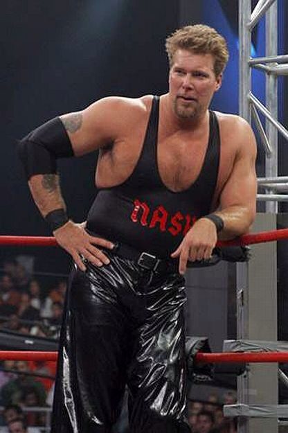 Kevin Nash younger photo two at pinterest.com