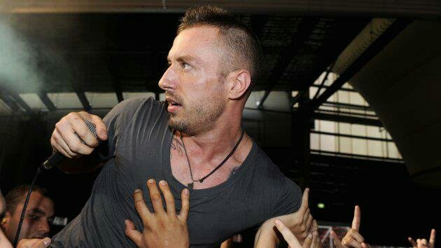 Greg Puciato younger photo two at pinterest.com