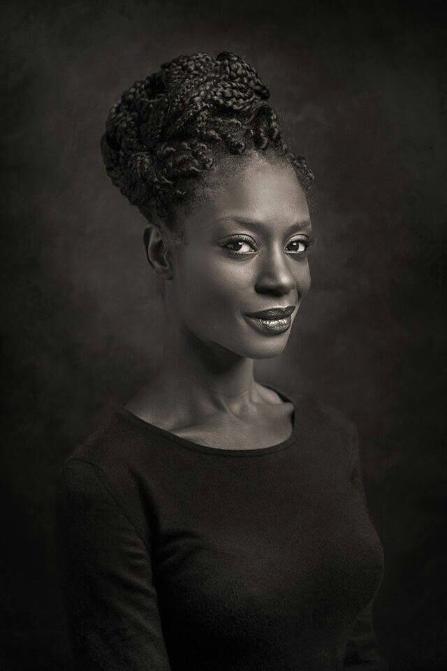 Sylvana Simons Foto più giovanidue al pinterest.com