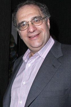 Bob Weinstein - eine gnädiger, talentierter, exzenter, Berühmtheit aus den Vereinigten Staaten im Jahr 2020