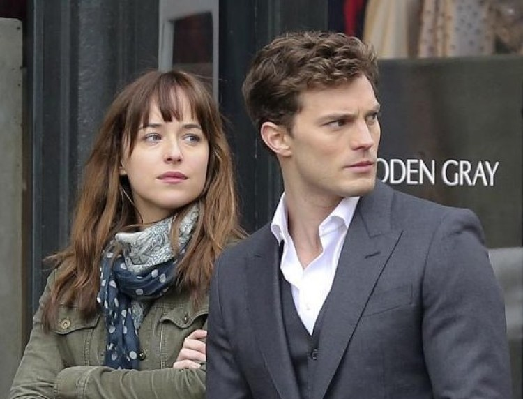 Fifty Shades of Grey sequel, shooting first movie