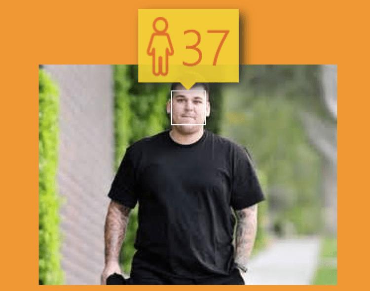 (How-Old.net) Kardashians: Robert Kardashian