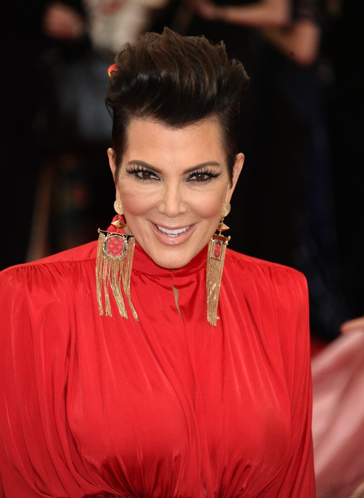 Kris Jenner admitted she may be controlling but denied being greedy. (Rob Rich/WENN)