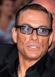 Jean-claude Van Damme - the passionate actor with Belgian roots in 2020