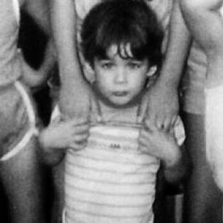 Ian Somerhalder childhood photo one at Pinterest.com
