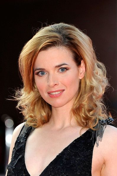 Thekla Reuten - the beautiful, sexy,  actress  with Dutch roots in 2017