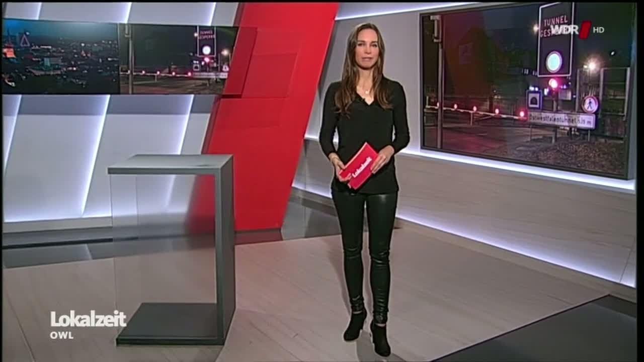 Kristina Sterz - de mooie en sexy journaliste met Duitse roots in 2021
