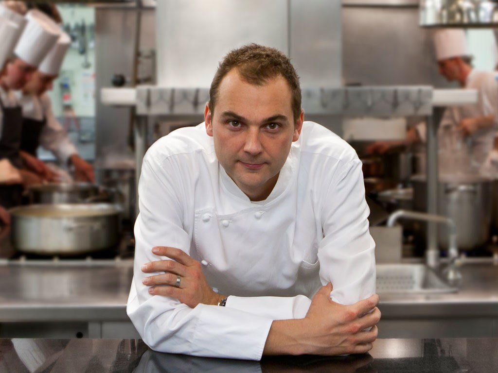 Daniel Humm - the cool, charming, chef with Swiss roots in 2021