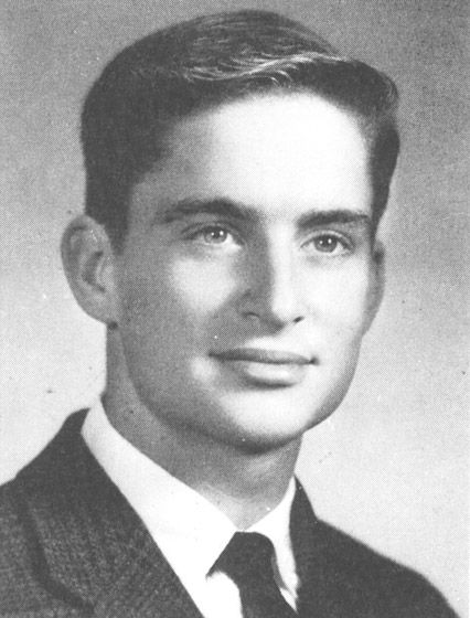 Michael Douglas yearbook photo one at pinterest.com at pinterest.com