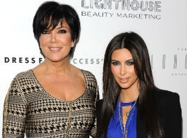 Kris Jenner 'Furious' With Kanye West For Calling Kim Kardashian A 'B***h'