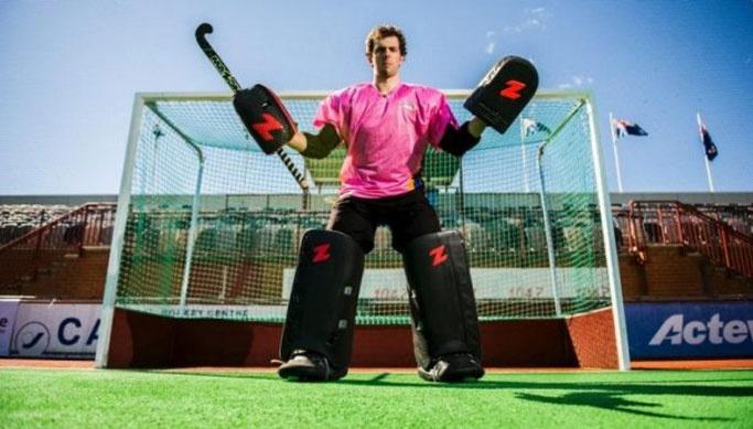 Andrew Charter - Questo giocatore di hockey amichevole, talentuoso, di origine Australiana nel 2021
