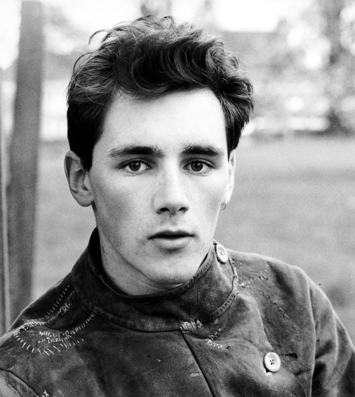 Mark Rylance younger photo one at pinterest.com