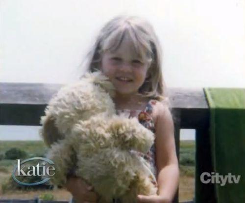 Chelsea Handler kindertijd foto twee via pinterest.com