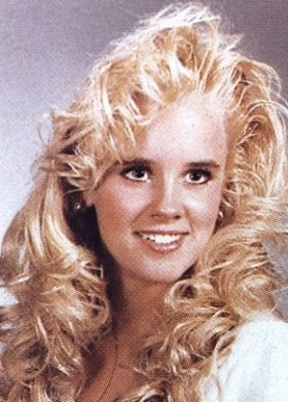 Jenny Mccarthy yearbook photo one at Pinterest.com at Pinterest.com