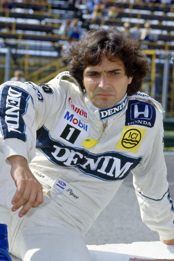 Nelson Piquet Jr younger photo one at pinterest.com
