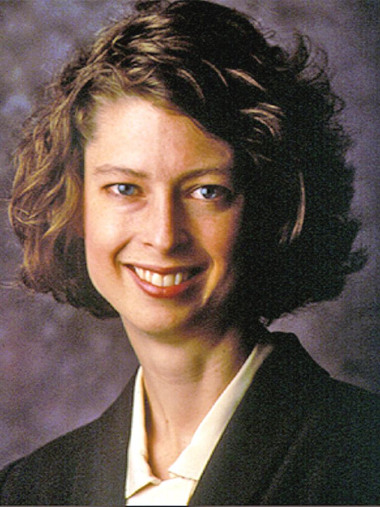 Abigail Johnson, foto de anuário um at independent.co.uk em independent.co.uk
