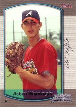 Adam Wainwright , foto mais antiga dois em pinterest.com