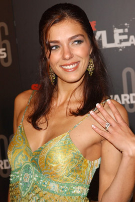 Adrianne Curry younger photo two at antm411.com