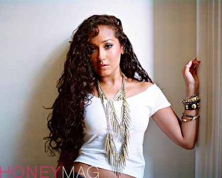Adrienne Bailon younger photo three at blogspot.com