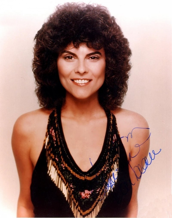 Adrienne Barbeau younger photo two at pinterest.com