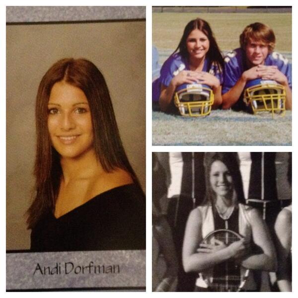 Andi Dorfman yearbook photo one at twitter.com at twitter.com