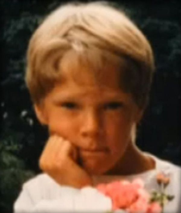 Benedict Cumberbatch childhood photo one at pinterest.com