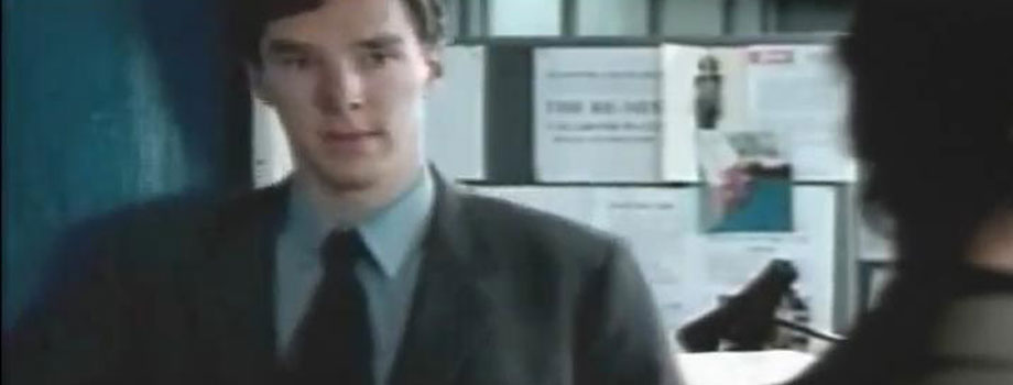 Benedict Cumberbatch primo film:  Fields of Gold