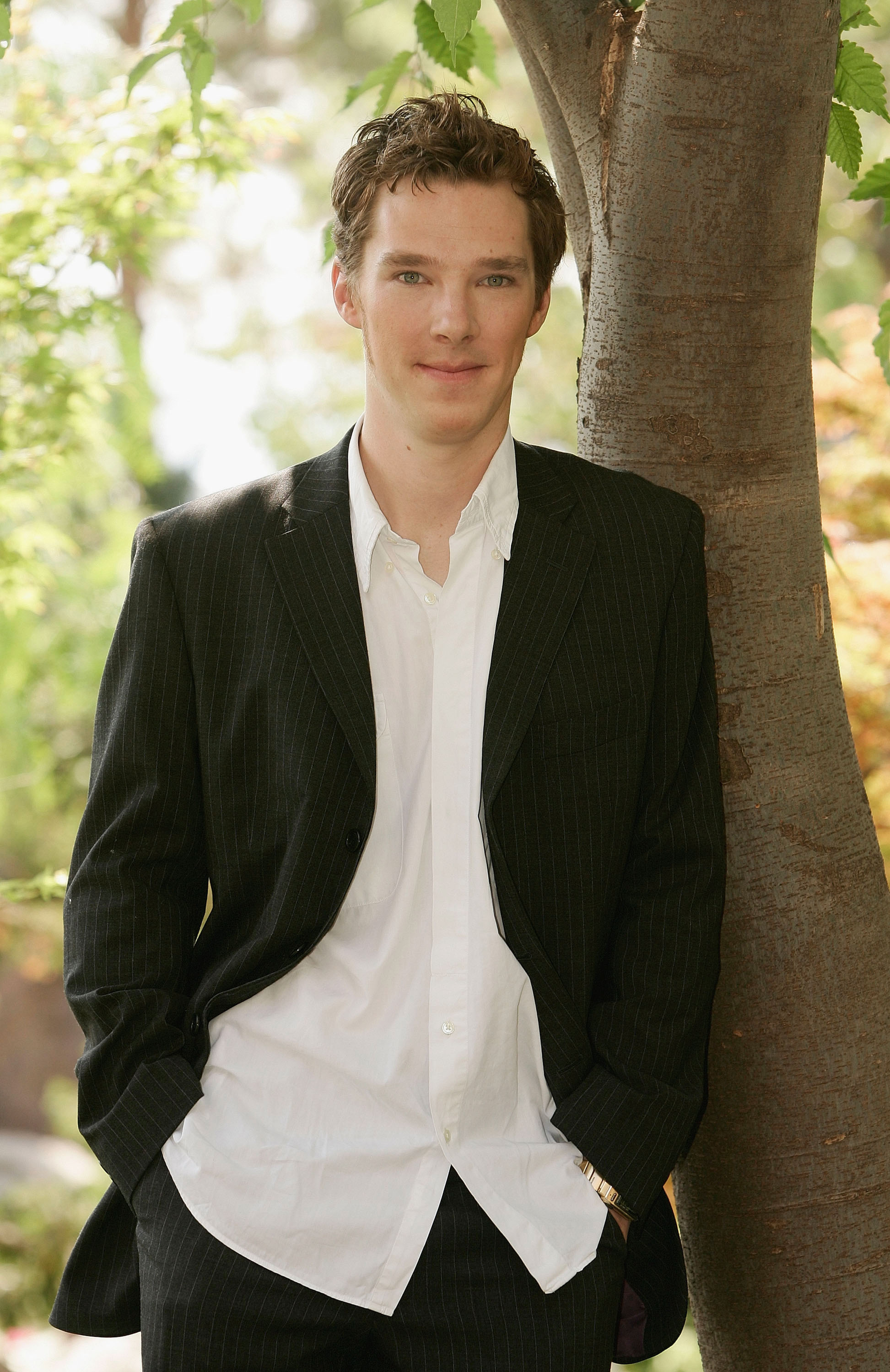 Benedict Cumberbatch younger photo two at bustle.com