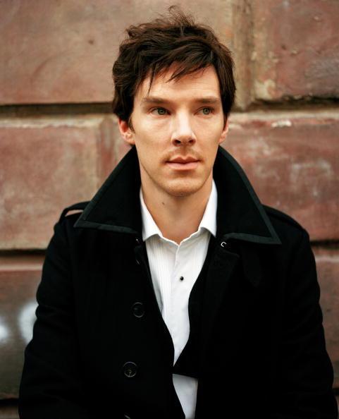 Benedict Cumberbatch - foto más antigua tres en soup.io