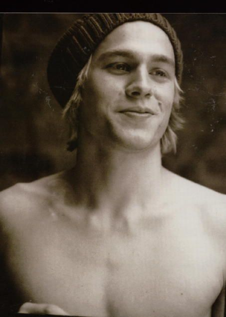 Charlie Hunnam younger photo three at pinterest.com
