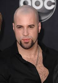 Chris Daughtry younger photo one at friendite.com