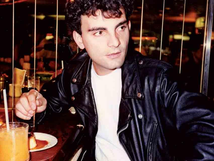 Christian Audigier jongere foto een via Lamag.com