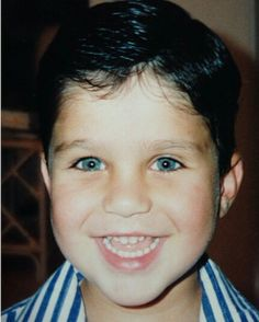 Josh Peck childhood photo two at Pinterest.com