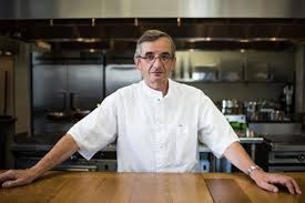 Michel Bras - the cool, fun, charming, kind,  chef  with French roots in 2019
