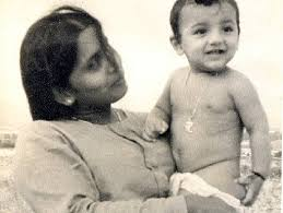 John Abraham childhood photo two at Celebritytonic.com