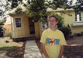 Spike Jonze childhood photo one at Lipstickalley.com