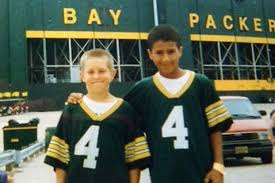 Colin Kaepernick childhood photo one at Bleacherreport.com