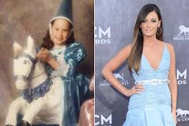 Kacey Musgraves childhood photo one at Tasteofcountry.com