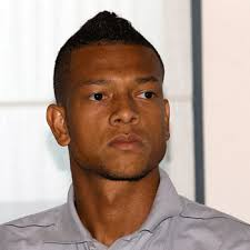 Fredy Guarín - the cool, charming,  football player  with Colombian roots in 2018