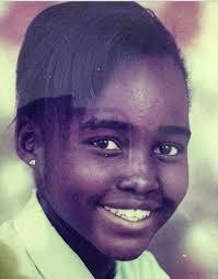 Lupita Nyong'o childhood photo one at Olisa.tv