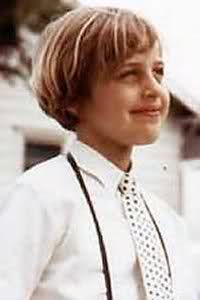 Ellen DeGeneres childhood photo one at Pinterest.com