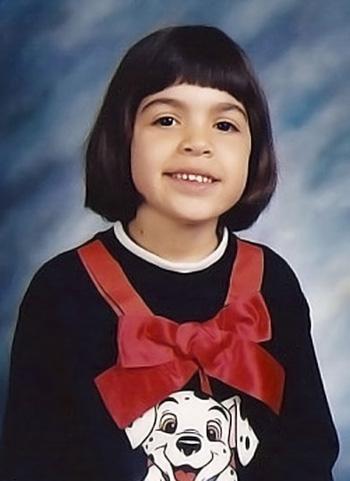 Farrah Abraham, foto de infância um em teenmomnews.com