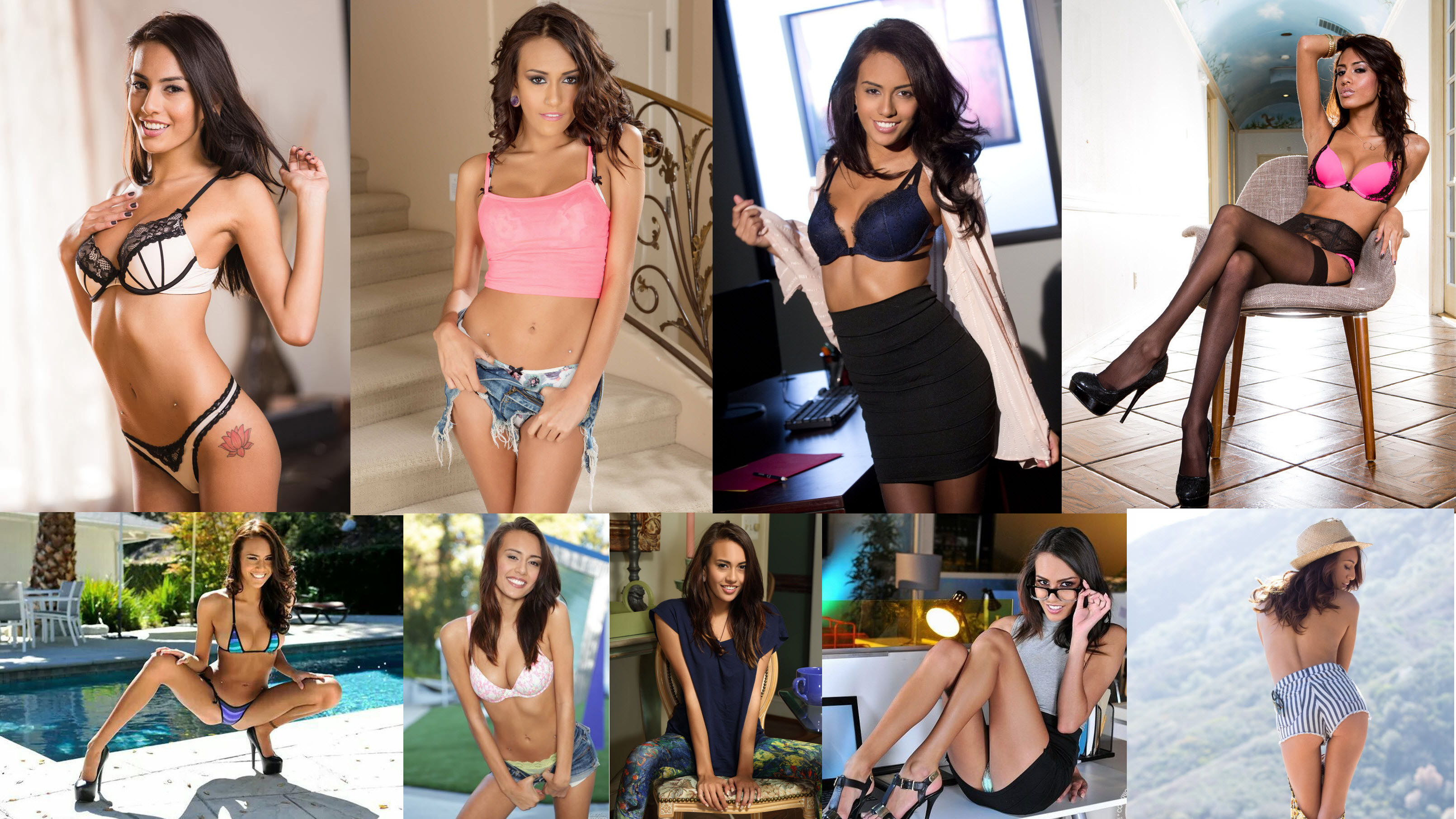 Janice Griffith younger photo one at theworldaccordingtozah.com