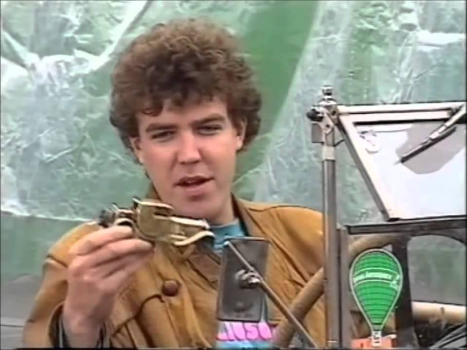Jeremy Clarkson younger photo three at youtube.com