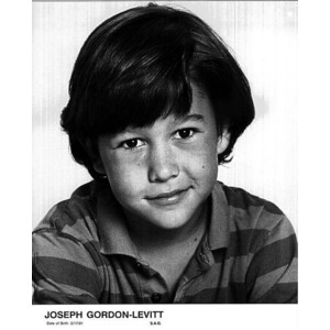 Joseph Gordon-Levitt childhood photo two at polyvore.com