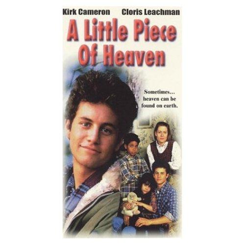 Jussie Smollett first movie:  A Little Piece of Heaven